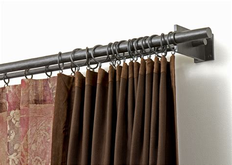 Nice Double Curtain Rod