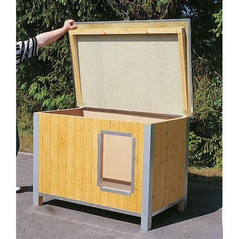 niche chien en bois niche chien confort toit inclin 233 morin niche bois pour chien bancs de