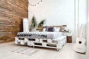 Bett Selber Bauen Einfach : bett selber bauen so einfach geht s ~ Markanthonyermac.com Haus und Dekorationen