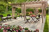 lovely patio design ideas images Beautiful Backyard Designs | Design Idea And Decorations ...