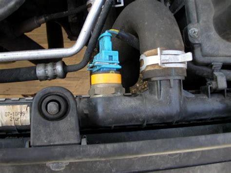 temp 233 rature d eau dans le moteur froid questions