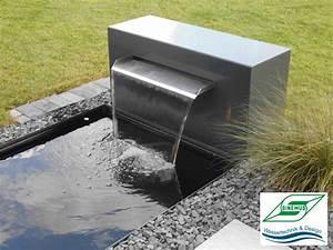 Wasserlauf Garten Modern : exklusive wasserbecken sowie wasserschalen und metallbrunnen ~ Markanthonyermac.com Haus und Dekorationen