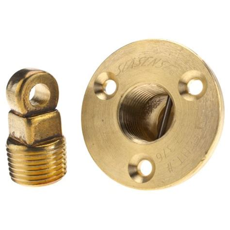 Boat Plug Safety by Seasense 174 1 Way Drain Safety Plug Academy