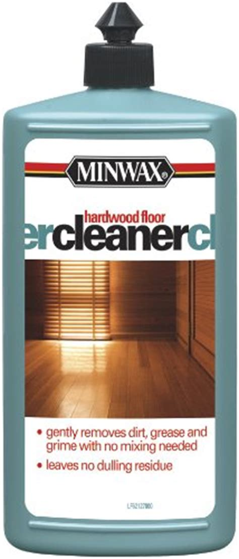 minwax 62127 32 ounce hardwood floor cleaner new free