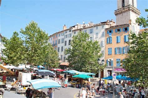 draguignan et sa vieille ville