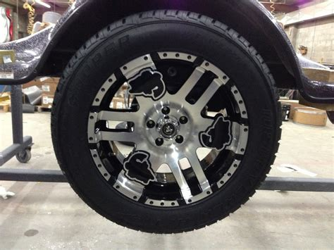 Boat Trailer Tires Bass Pro by Basscat S New 18 Quot Wheels Are Now Available