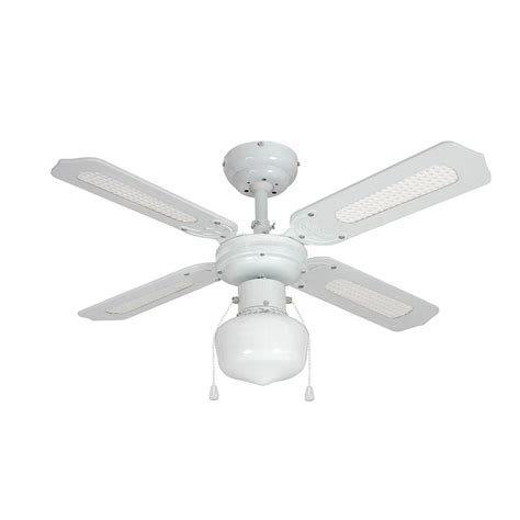 ventilateur de plafond barbade inspire blanc cann 233 60 w leroy merlin