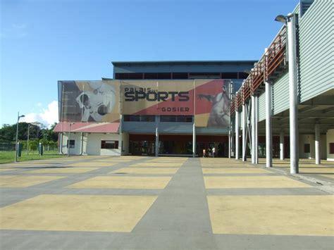 palais des sports du gosier salles de spectacles grande terre guadeloupe