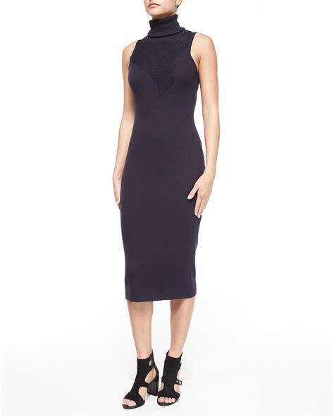 Sleeveless Dress sleeveless turtleneck dress www imgkid the image