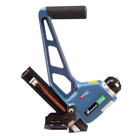 primatech 550al 18 ga adjustable pneumatic nailer tools4flooring