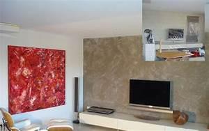 Maler Ideen Wohnzimmer : wohnideen wohnzimmer wandgestaltung decoraiton ~ Markanthonyermac.com Haus und Dekorationen