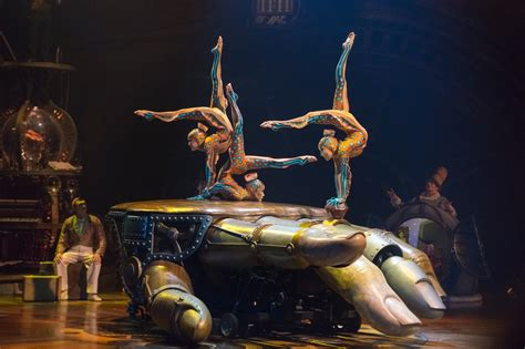 cirque du soleil kurios is everything you never knew you