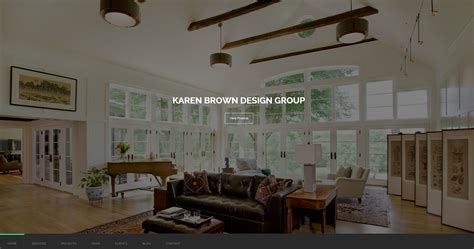 Karen Brown Design Group Architectural And Interior Design