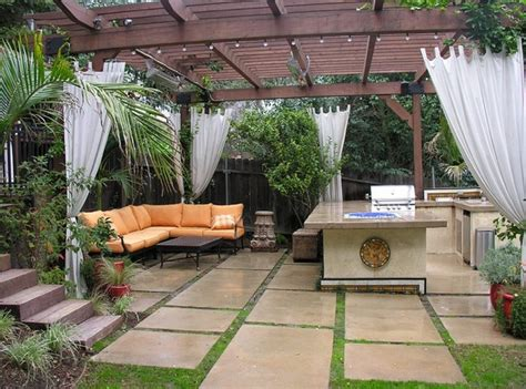 backyard patio ideas for small spaces landscaping gardening ideas