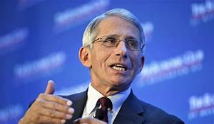Dr. Anthony Fauci, director of the National Institute of ...