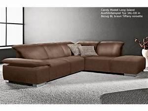 Couch Braun Leder : wohnzimmer ledersofa braun ~ Markanthonyermac.com Haus und Dekorationen