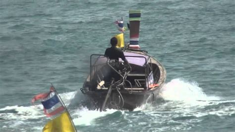 Long Tail Race Boat For Sale by Thailand Longtail Boat Youtube