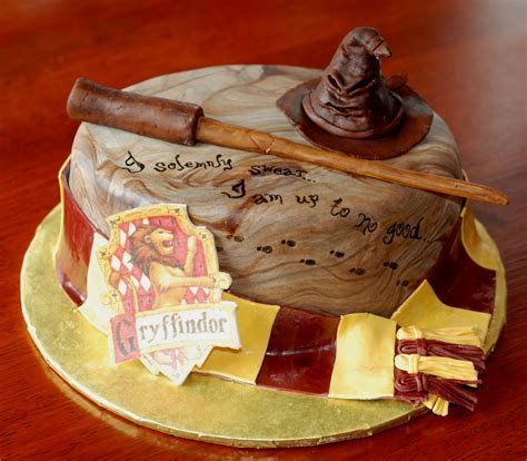 harry potter cake harry potter cake for marti chocolate fudge cake with
