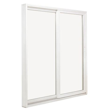 andersen 72 in x 80 in 200 series perma shield wood sliding patio door in white right