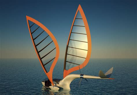Klem Flying Boat by Geogarage Blog Sailing Aircraft Or Flying Yacht