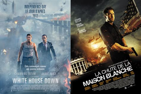 white house vs la chute de la maison blanche le match screenreview