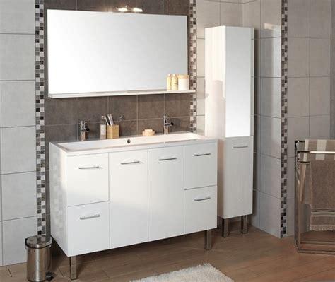 meuble bas salle de bain brico depot