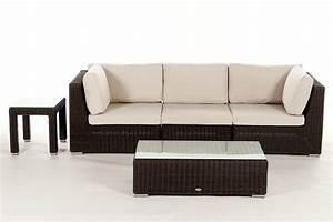 Rattanmöbel Garten Lounge : rattanm bel rattan lounge kos f r den garten ~ Markanthonyermac.com Haus und Dekorationen