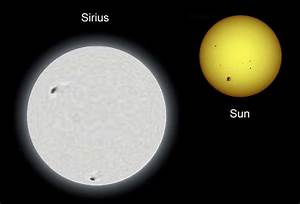Sirius Star Sun - Pics about space