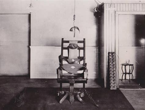 Electric Chair Executions 2015 by The Execution By Electric Chair