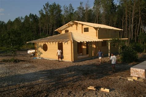 chalets et maisons bois poirot construction