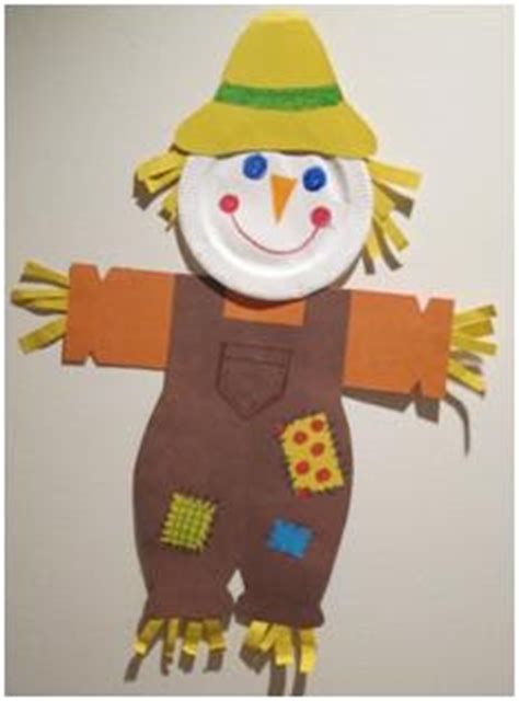 It's About Time, Teachers! Scarecrow Craftivity