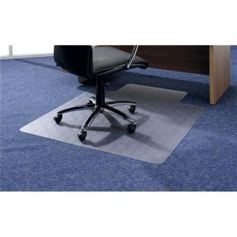 5 office chair mat carpet protection pvc w900xd1200mm