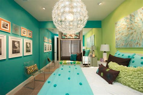 Turquoise And Lime Green Bedroom Ideas-decor Ideasdecor