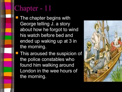 Three Men In A Boat Chapter 16 by Three Men In A Boat Class 9 Term 2