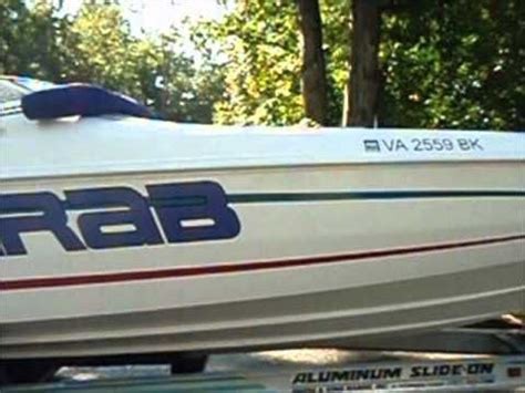 Fast Boat Videos by Scarab Go Fast Boat For Sale Youtube