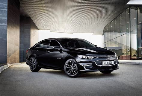 2018 Chevy Malibu Updated In South Korea  Gm Authority