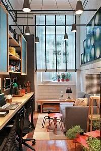 Mini Apartment Einrichten : comment am nager un petit espace cocon d co vie nomade ~ Markanthonyermac.com Haus und Dekorationen