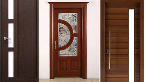 Top 50 Modern Wooden Door Designs 2018