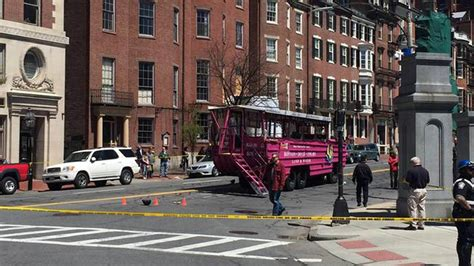 Duck Boat Kills Woman by Duck Boat Crash In Boston Kills Woman On Scooter Injures