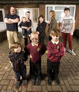 The real life Shameless: Why are middle-class viewers ...