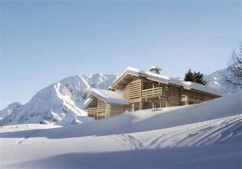 photo chalet montagne simple chalet montagne sapins dans la montagne chalet dans la montagne
