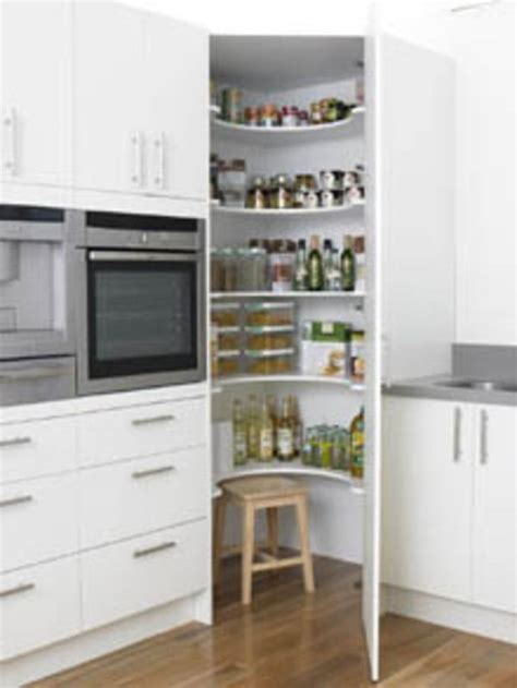 25 best ideas about corner pantry on homey