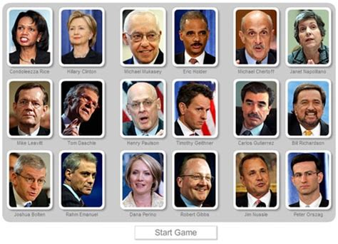 the obama cabinet memory style for wonks politico