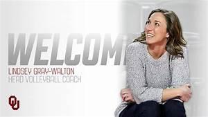 Lindsey Gray-Walton Named OU Volleyball Coach - The ...