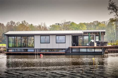 Woonboot Vecht by Woonboot Woonark Loenen Aan De Vecht Abc Arkenbouw