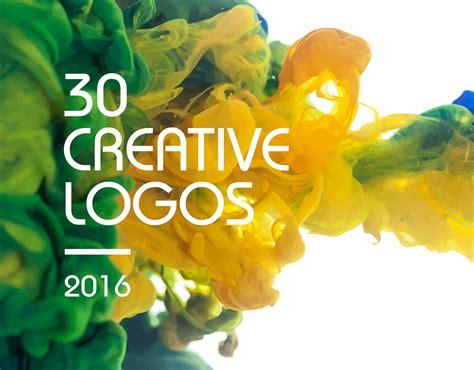 Best 30 Creative Logos I 2016 on Behance