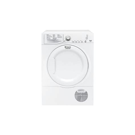 seche linge front hotpoint 8 kg condensation b ged planet menager