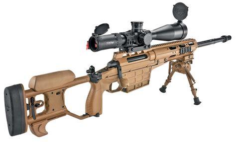 New Zealand To Adopt 50 Caliber Barrett M82 And Sako Trg