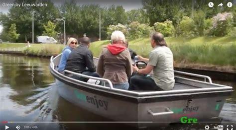 Loosdrecht Fluisterboot by Varen In Leeuwarden 183 Greenjoy Sloep Huren