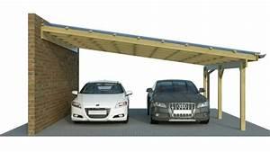 Holzanbau Am Haus : carport carport g nstig im konfigurator mit preis ~ Markanthonyermac.com Haus und Dekorationen